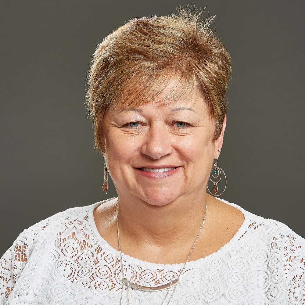 Vicki Marshall, Human Resources Manager